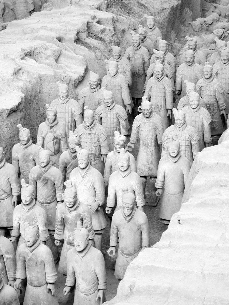 guerreros terracota siam 10 destinos imprescindibles para ser ciudadanos del mundo