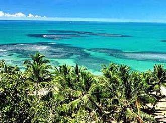 praia do espelho Top 10 playas más bellas de Brasil