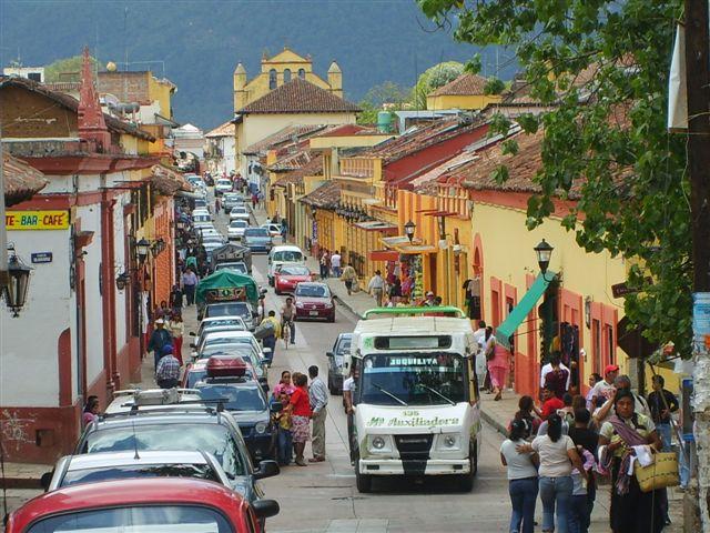 San Cristobal de las casas Viaje a San Cristóbal de las Casas, en Chiapas
