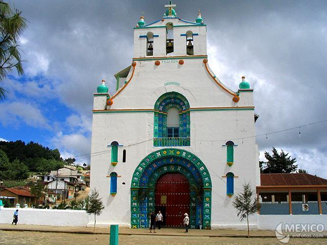 iglesia san juan chamula  Viaje a San Cristóbal de las Casas, en Chiapas