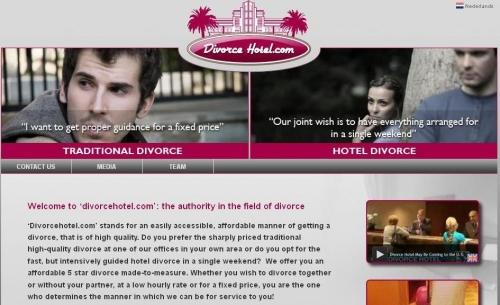 1 divorce hotels Divorcio express en un hotel holandés