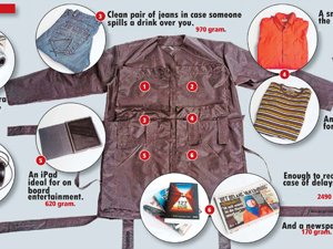 Jaktogo chaqueta maleta Jaktogo, la maleta que se convierte en equipaje de mano