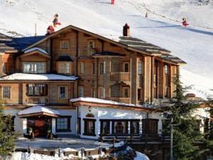 el lodge 300x225 El Lodge, vacaciones de lujo y nieve en Sierra Nevada