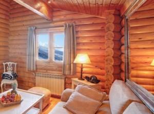 interior el lodge sierra nevada 300x223 El Lodge, vacaciones de lujo y nieve en Sierra Nevada