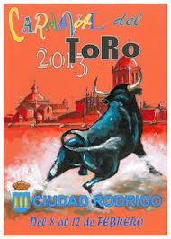 Cartel Carnaval del toro 2013 Los Carnavales más divertidos y originales de España