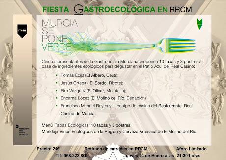 Fiesta verde Casino Murcia 1 Murcia se pone verde y eco festiva