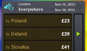 Skyscanner app Top Mejores Apps para ahorrar tiempo y dinero en tus viajes en avión